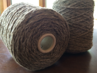 Bulky_wool_on_cone